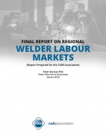 Welder Labour Markets Report 2018